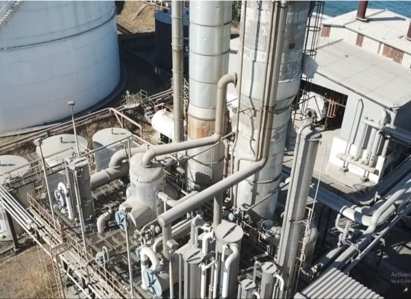 Used Ethanol Deyhydration Plant with Capacity 67.5 M Gallons/Year