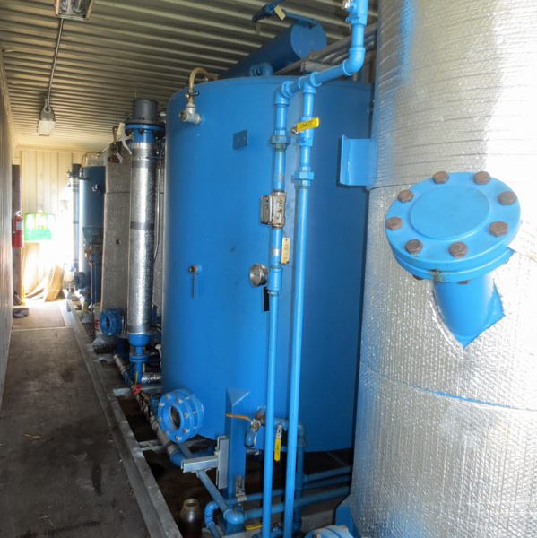 Biodiesel Plant with Capacity 1M Gallons/Year