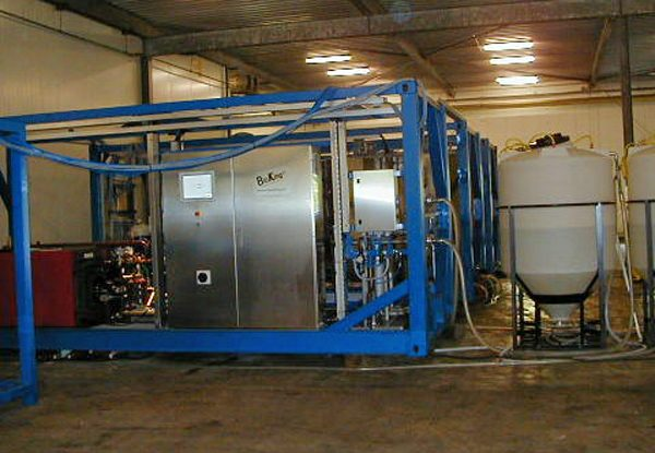 Biodiesel Plant with Capacity 6 M Gallons/Year