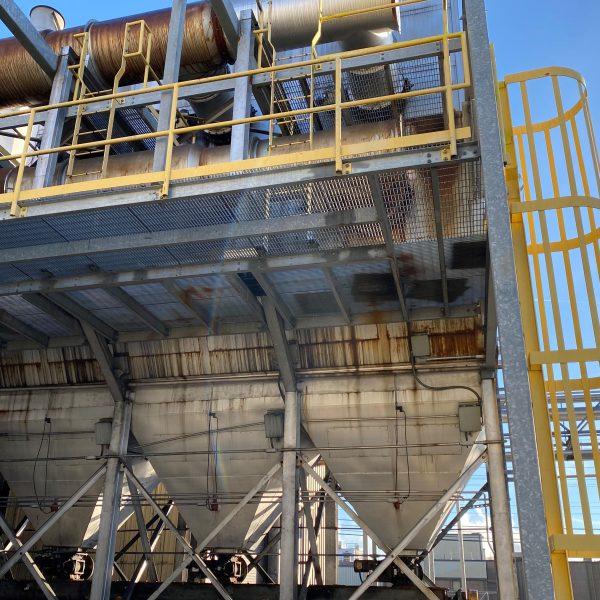 50,000 LB/HR 400 PSI Hurst Biomass Boiler