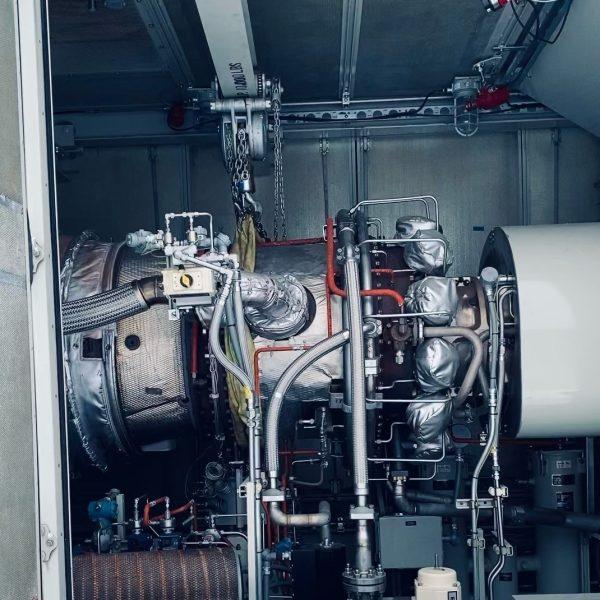 Solar T70 Gas Turbine Package