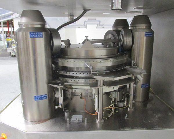 87 Station Korsch XL800 Rotary Tablet Press