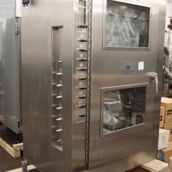 Wunderlich-Malec Mixed Bed Stirred Bioreactor