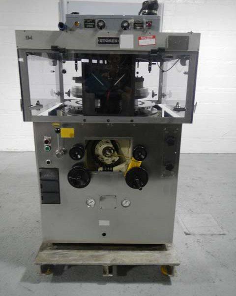 10 Ton Stokes Model 754 Rotary Tablet Press