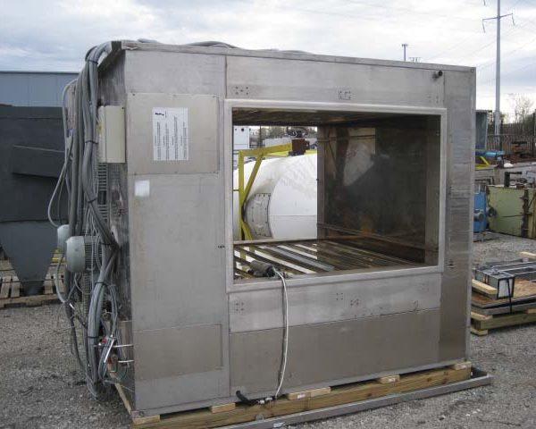 Fedegari Mdl FOD 5F Depyrogenation Oven S/S