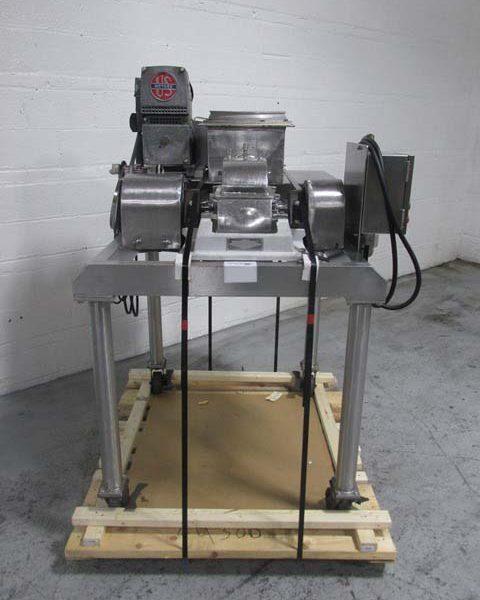 7.5 HP Stainless Steel Fitzmill DAK06 Comminuting Machine