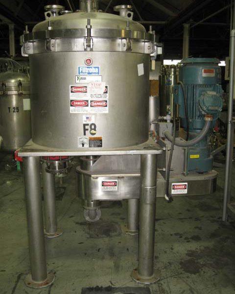 Ketema Filtroba Model HF-53 Helical Filter