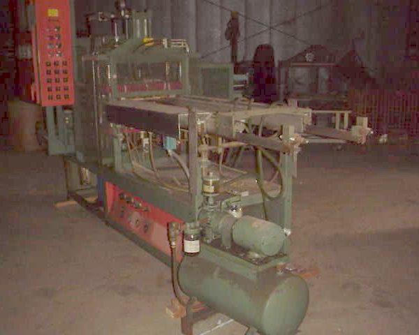 12″x16″ Atlas Model Ft-12:16 High Speed Pressure Former