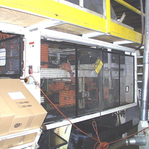 Lyle Model 140P-HS Trim Press