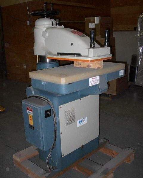 36″ X 18″ Schoen Hyrdaulic Die Cutting Press