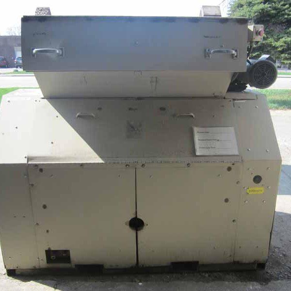 20 HP 12″ X 48″ Ball & Jewell Model LT-1248 Granulator
