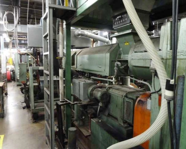 64″ Wide Sterling Sheet Extrusion Line