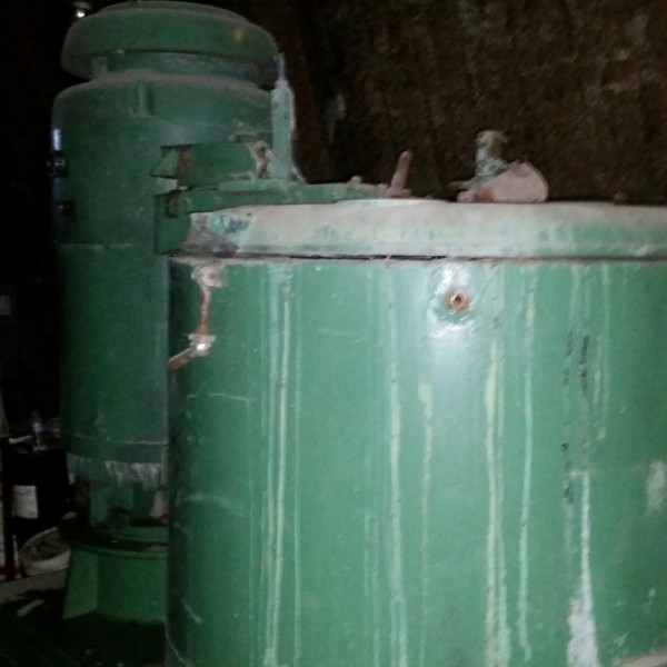 1000 Liter Prodex Henschel Model 250JSS High Intensity Mixer