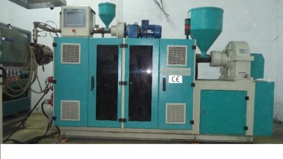 Yelkenciler 16mm Pipe Extrusion Line