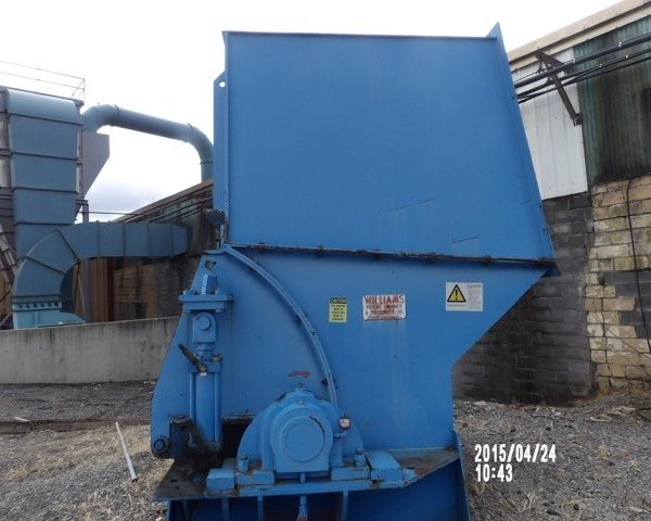 400 HP Williams Series 400 XL Shredder