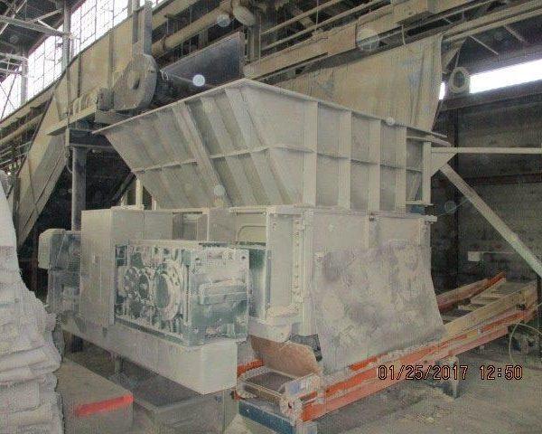 "250 HP 80″ X 62″ Republic Machine RZL62-250-S-20-4-80-D ""Split-A-Part"" Shredder"