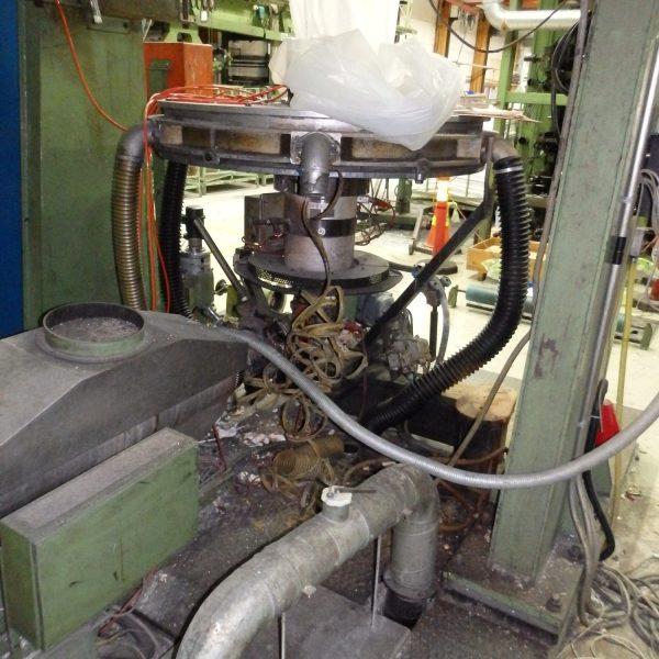 2.75″ Extruder, 6″ Die Reifenhauser HDPE Blow Film Line