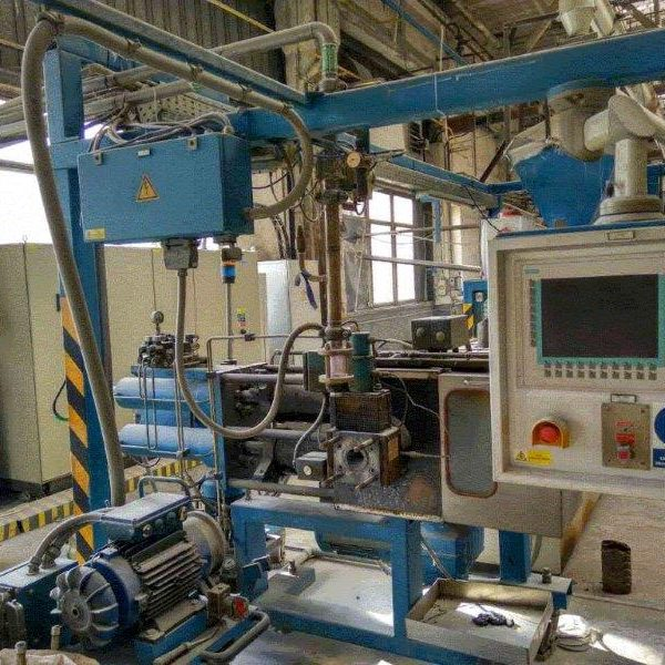 3.2″ 38/1 Berstorff Co-Rotating Twin Screw Extrusion Line