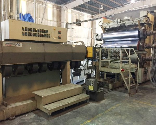 78″ Wide Sheet Extrusion Line