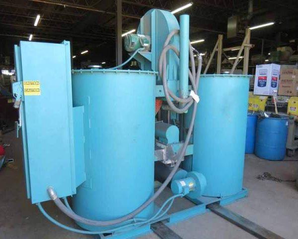 3000 Lb. Una Dyn Model DHD-25 Desiccant Dryer