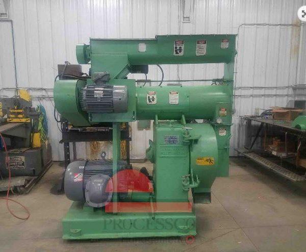 100 HP California Pellet Mill