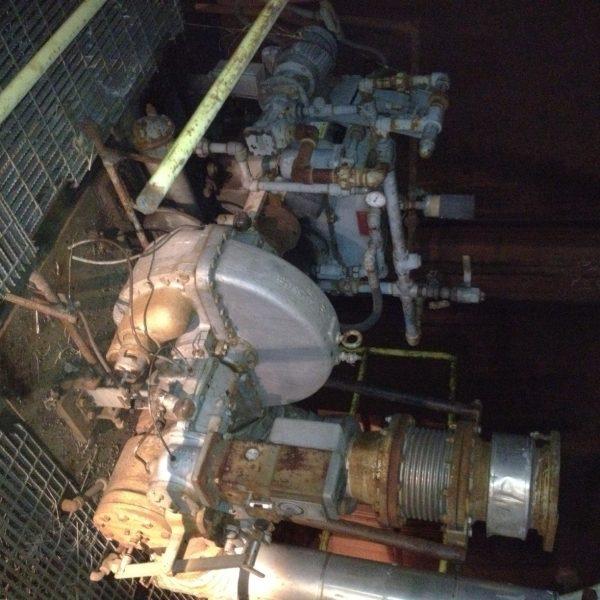 1025 HP Elliott Turbine