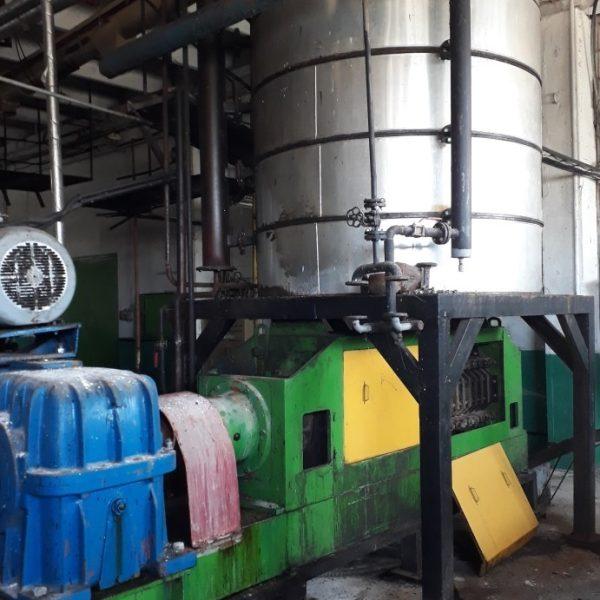 Used Biodiesel Plant 30000 tpy feedstock,