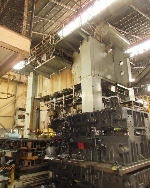 2000 Ton Hitachi Press