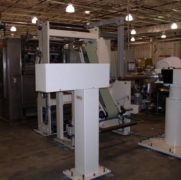 Calypso 4-Lane Crossfolder Machine