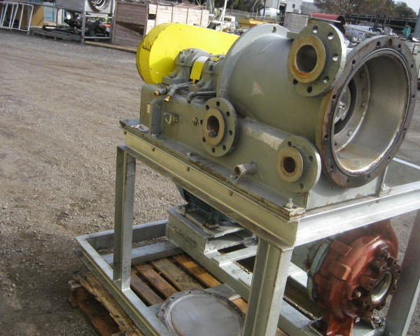 Beloit GLV Model MR8 Pressure Screen