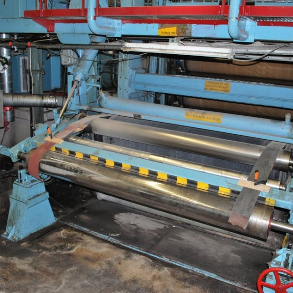104″ (2.6m) 14-Roll Supercalender