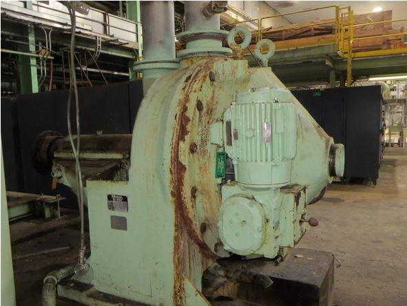 38″ Beloit Jones DD4000 Refiner