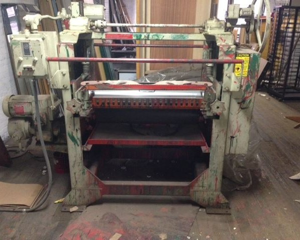 32″ BLACK BROTHERS 10648 ROLL COATER