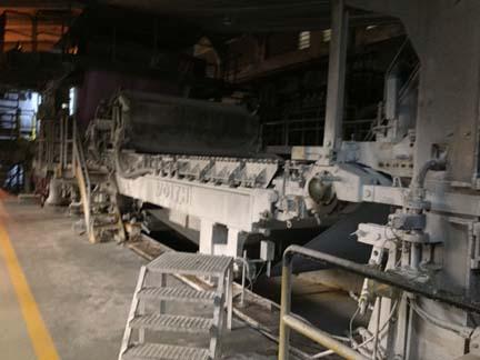 111 inch (2.85 Meter) Paper Machine