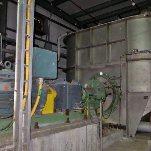 VOITH PULPING SYSTEM MODEL 54-4