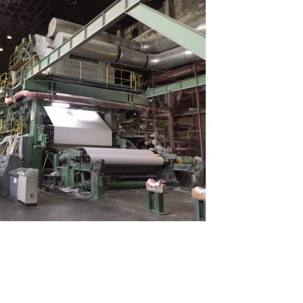 171″ (4.35M) VOITH 17-50 GSM 50 T/D