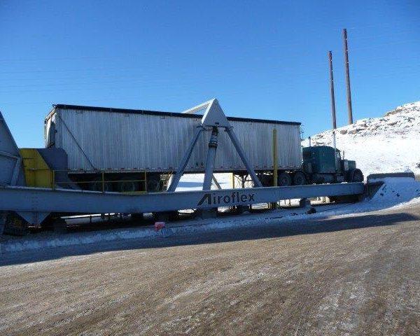 60 Ton Airoflex Truck Dump 10′ x 70′ Extended Platform