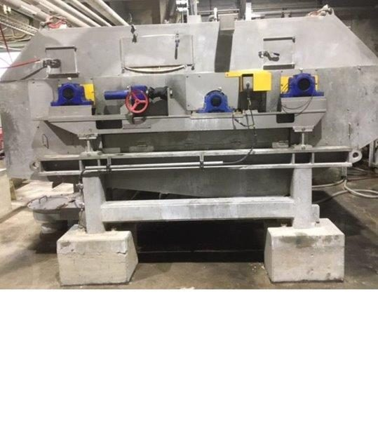 Voith Compact Washer Type CW2500 Like New