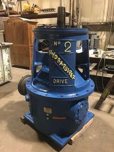 Black Clawson Gearbox Pulper Drive Size 2