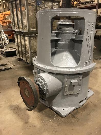 Black Clawson Gearbox Pulper Drive Size 3