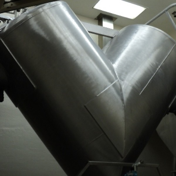 Conical Rotary Vacuum Dryers
