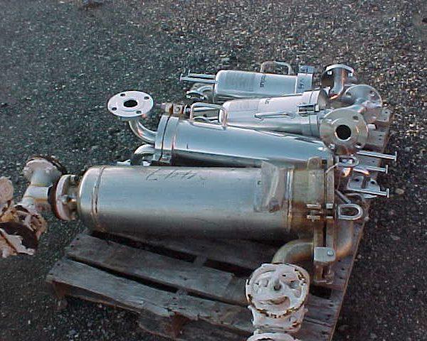 6″ X 12″ 150 psi Sartorius 316 Stainless Steel Cartridge Filter